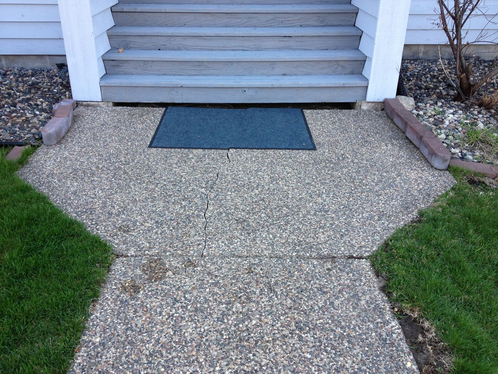 Driveway And Sidewalk Repair In Bloomington Mn Roof