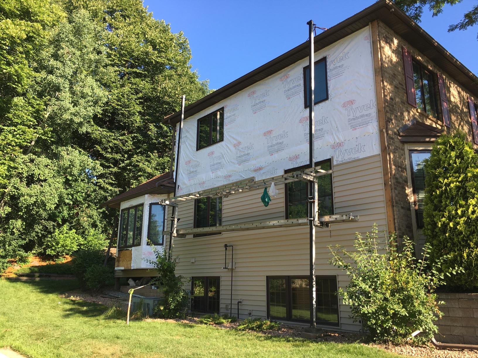 Apple Valley Mn Vinyl Siding Replacement And Exterior
